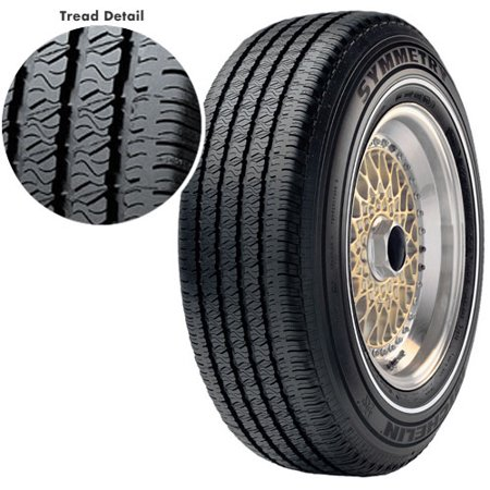 Michelin Whitewall Tires >> Michelin Symmetry All Season Tire P225 60r16 97s
