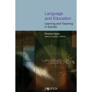 Language and Education : Learning and Teaching in Society