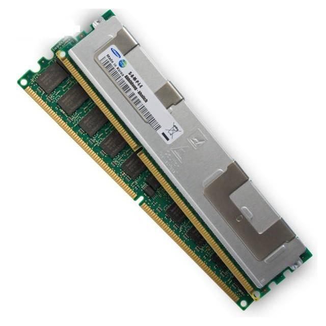 Samsung DDR3-1600 16GB/2Gx72 ECC/REG CL11 Samsung Chip Server Memory M393B2G70QH0-YK0