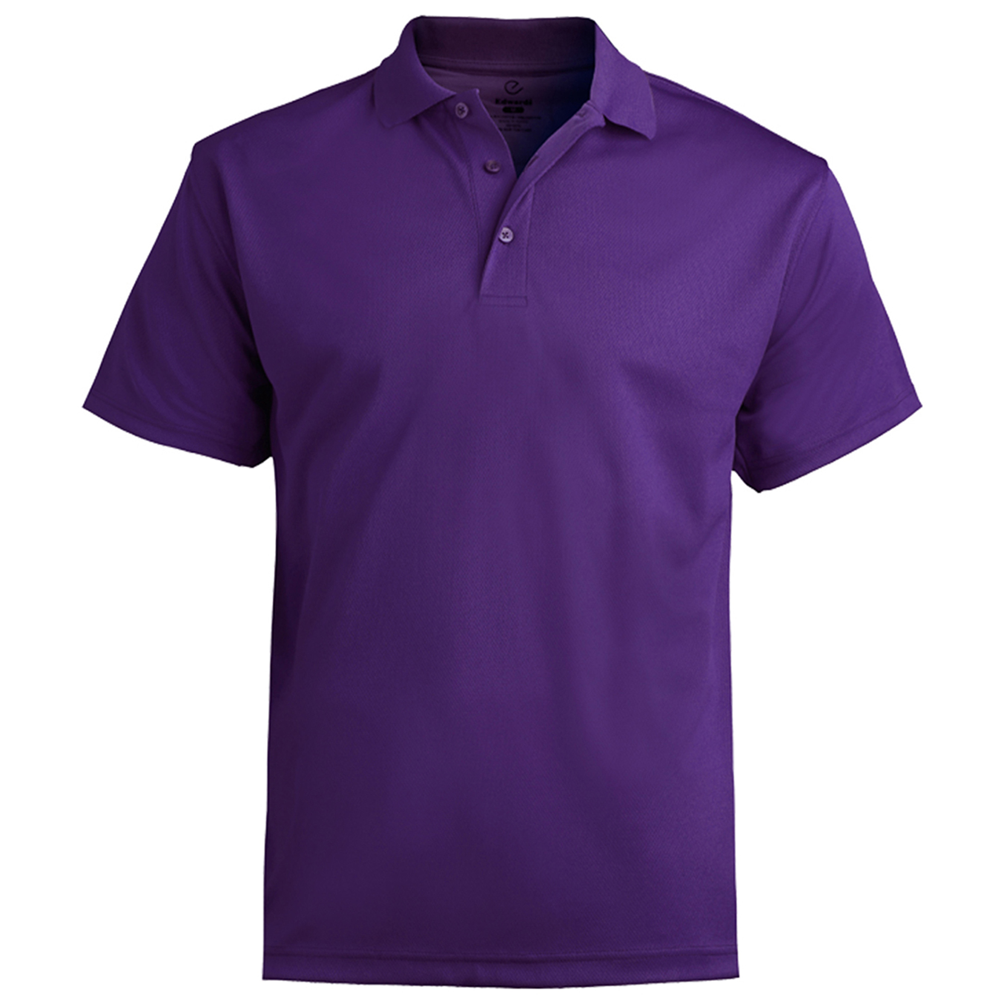 Ed Garments Mens Big And Tall Dry Mesh Hi Performance Polo Shirt