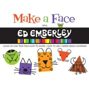 Make a Face with Ed Emberley (Ed Emberley on the Go!) (Paperback)