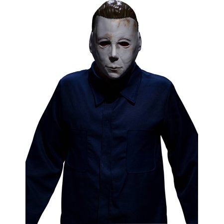 Rubies Michael Myers Mask (Michael Myers Mask Aus Rob Zombie's Halloween)