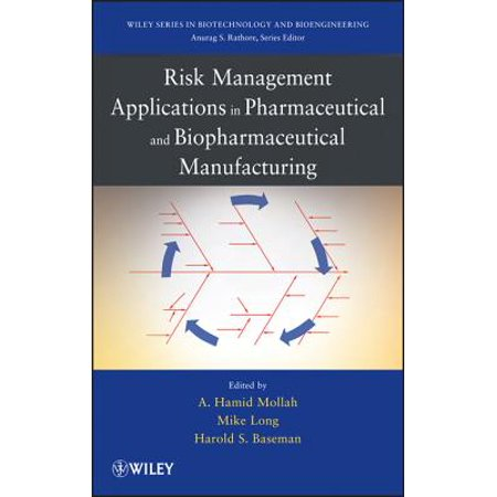 Risk Management Applications in Pharmaceutical and Biopharmaceutical Manufacturing - eBook