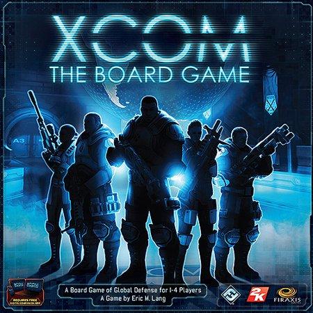 Fantasy Flight Games XCOM: The Board Game