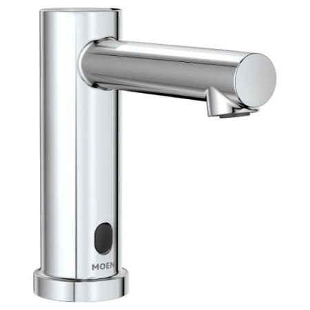 Moen 8559 M Electronic Single Hole Touch Free Bathroom Faucet