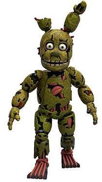 Funko Five Nights at Freddy/'s 2-Inch Mini Figure 4-Pack