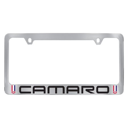 Chevy Camaro (1982-2002) Red, White and Blue Logo Chrome Plated ...
