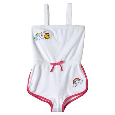 Toddler Dressing Up (Baby Toddler Girl Terrycloth Romper Swim)