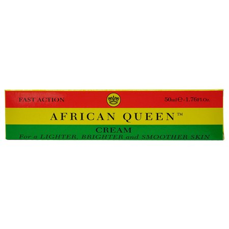 Tropical Skin Smoother (African Queen Cream for Lighter and Smoother Skin 50 ml / 1.76 fl. oz. )