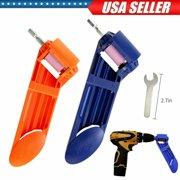 Best Drill Bit Sharpeners - 2X Corundum Grinding Wheel Drill Bit Sharpener Portable Review