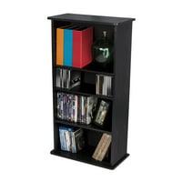 Atlantic DrawBridge Media Storage Cabinet, Multiple Colors