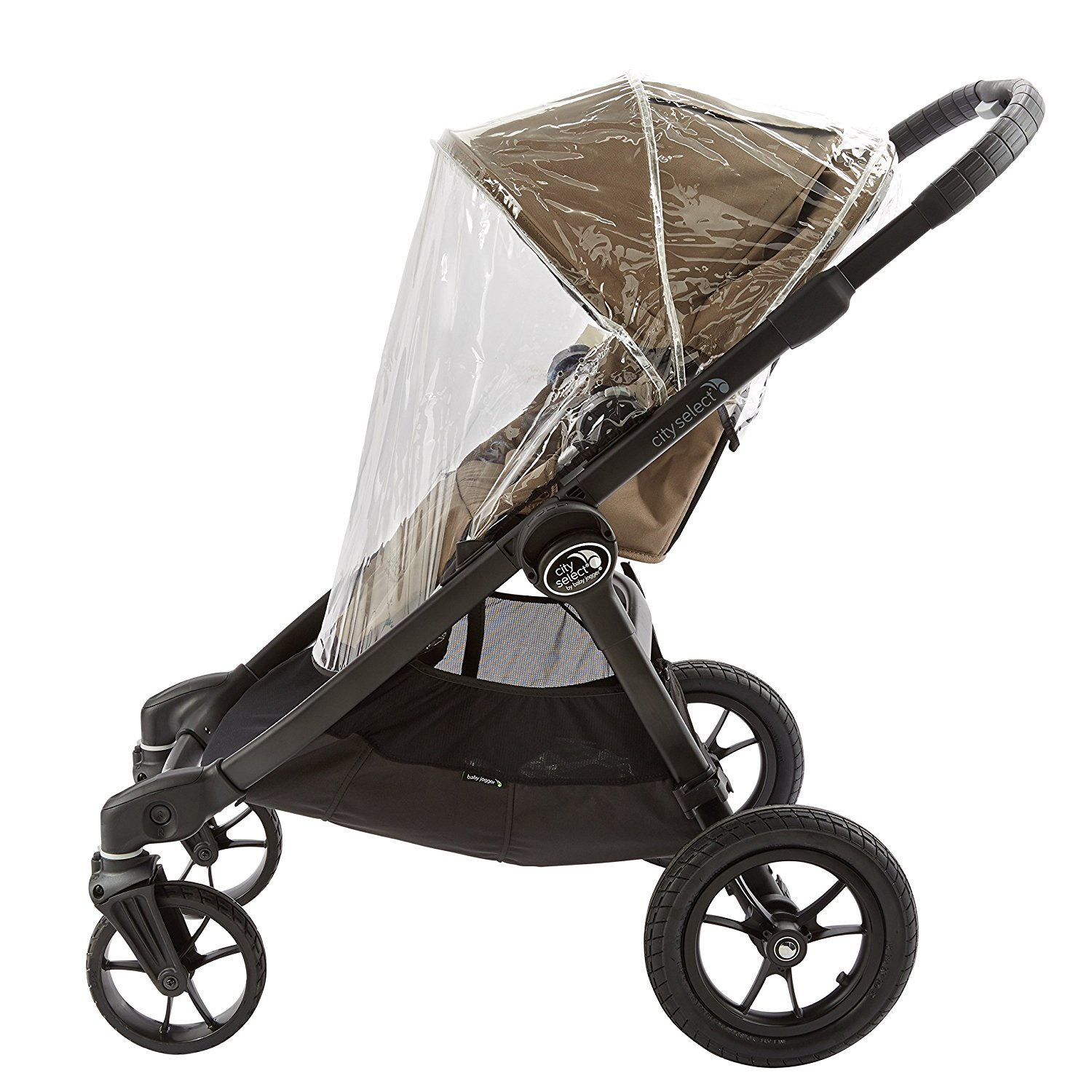 Baby Jogger City Select Amp Lux Raincover