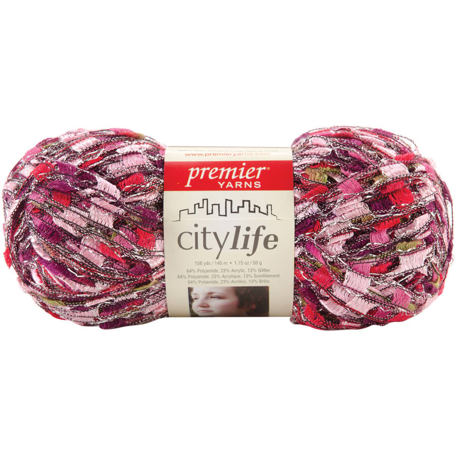 City Life Ladder Yarn