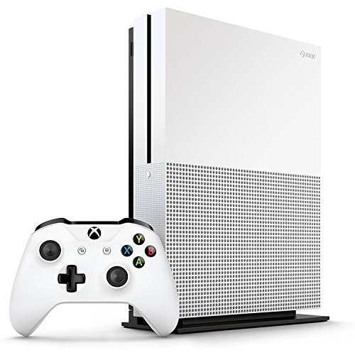 Refurbished Microsoft Xbox One S 500GB Console White Slim