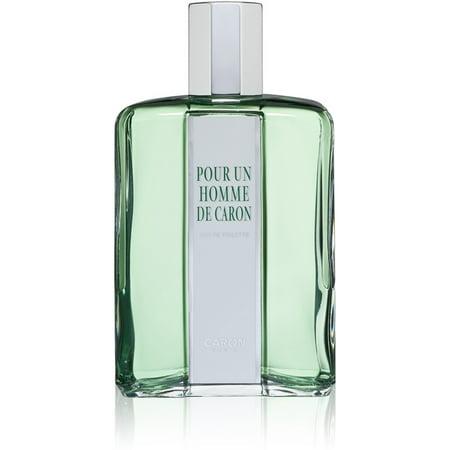 Caron Pour Homme Eau De Toilette Spray, Cologne for Men, 6.7 Oz