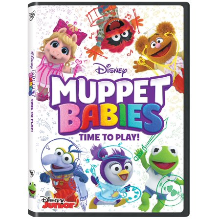 Muppet Babies: Time to Play! - Muppet Halloween Costumes Babies
