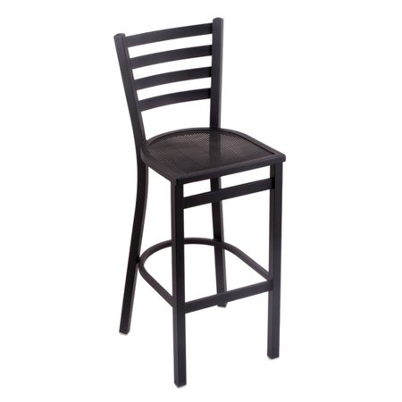 Holland Bar Stool Co Outdoor Jackie 25 in. Counter Stool with Mesh Seat ()