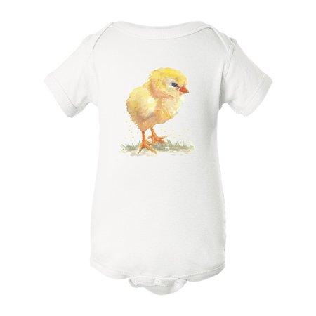 Chick Baby Boy Baby Girl Infant Premium Cotton Bodysuit Jumper Chick Infant Bodysuit