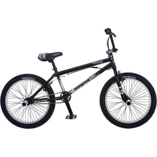 "20"" Mongoose Entrail Boys' BMX Bike"