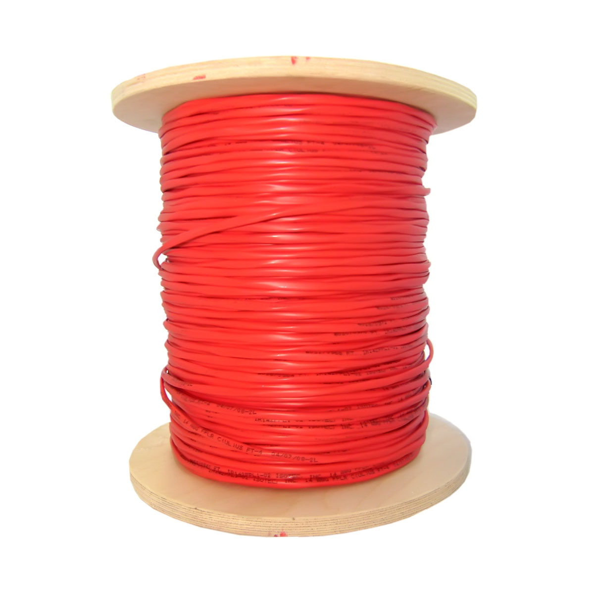 Bulk Zipcord Fiber Optic Cable, Multimode, Duplex, 62.5/1...