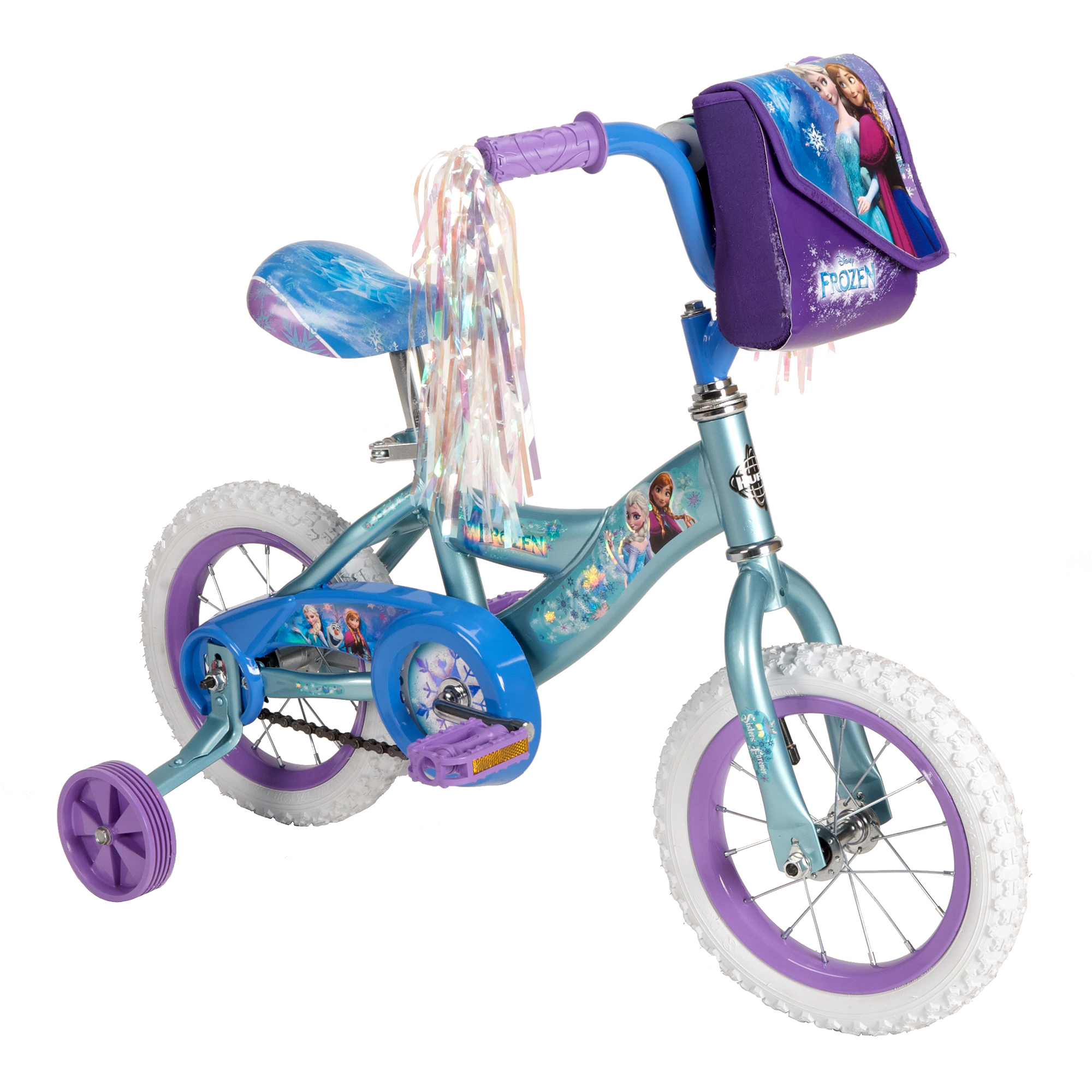 "12"" Huffy Disney Frozen Girls' Bike"
