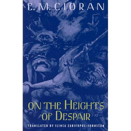 On the Heights of Despair (University Heights Halloween)