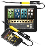 1Pc Guitar Interface IRig Converter Replacement Guitar for Phone