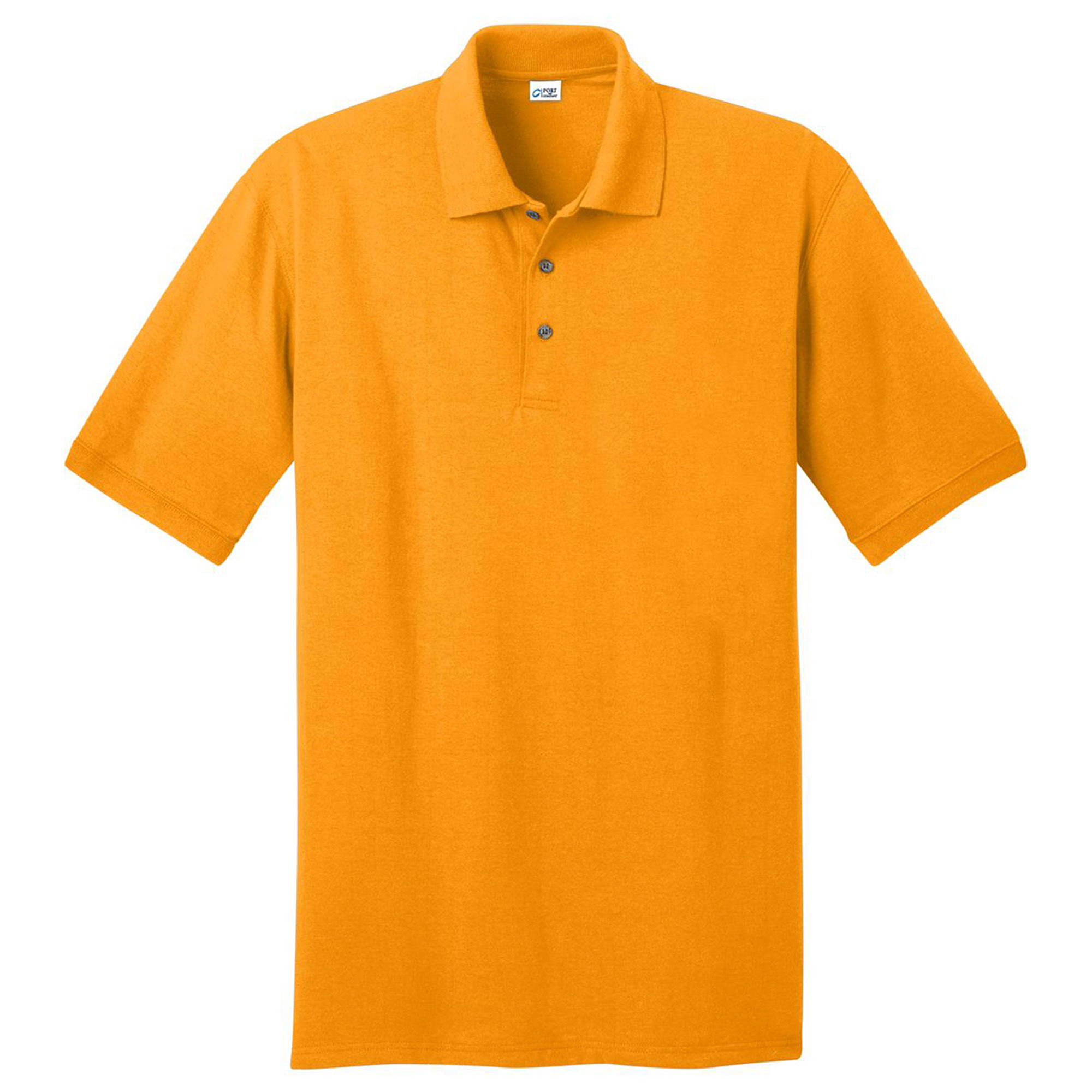 Port & Company Men's Durable Perfect Pique Polo Shirt