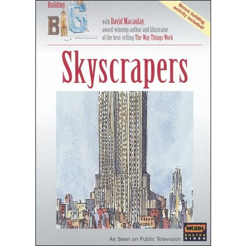 Building Big: Skyscrapers (Widescreen)