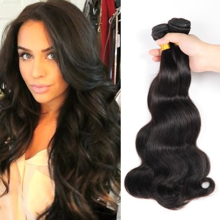 Extensions de trame de trame de cheveux humains non traités naturels à haute température de cheveux bouclés noirs naturels - image 2 of 7