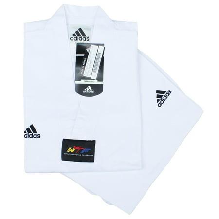 adidas Taekwondo WTF Approved Uniform Dobok, White