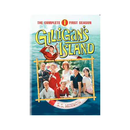Gilligan's Island: The Complete First Season - Gilligan's Island Skipper