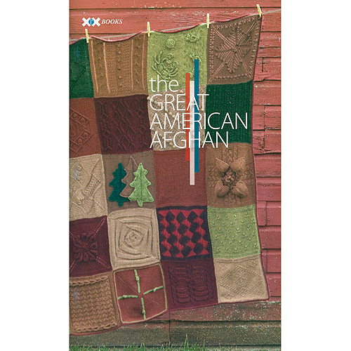 XRX Books Great American Afghan