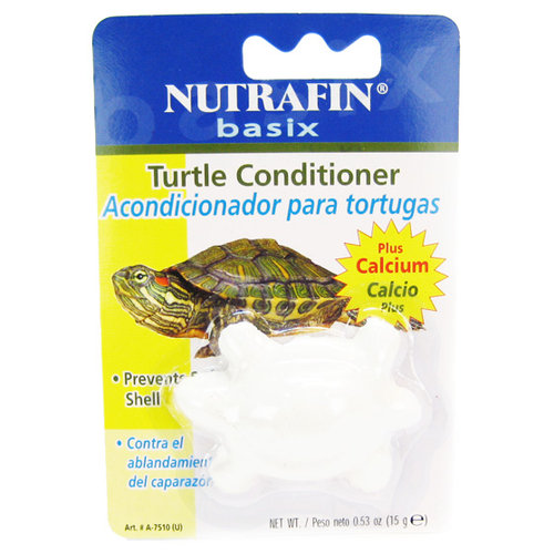 Hagen Nutrafin Basix Turtle Conditioner Block Turtle Conditioner Block