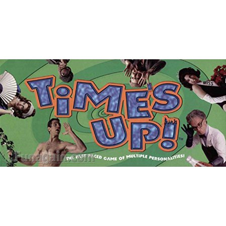 Times Up Card Game - image 1 of 2