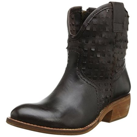 Taos Womens Holey Cow Leather Perforated Cowboy, Western Boots Cow Western Boots