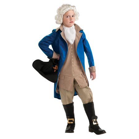 Washington Capitals Halloween Costume (General George Washington Child Halloween)