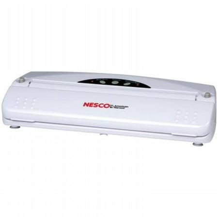 White 110 Watt Vacuum Food Sealer