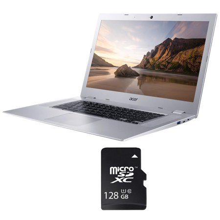 Acer Chromebook 15 6 Hd Business Laptop 160gb Storage 128gb Microsdxc 32gb Emmc Amd A4 2 Core Up To 2 40 Ghz 4gb Ram 1366x768 2 Usb Type C Webcam Bluetooth Chrome Os Walmart Com