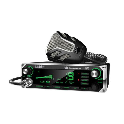 Uniden Bearcat 880 CB Radio by Uniden