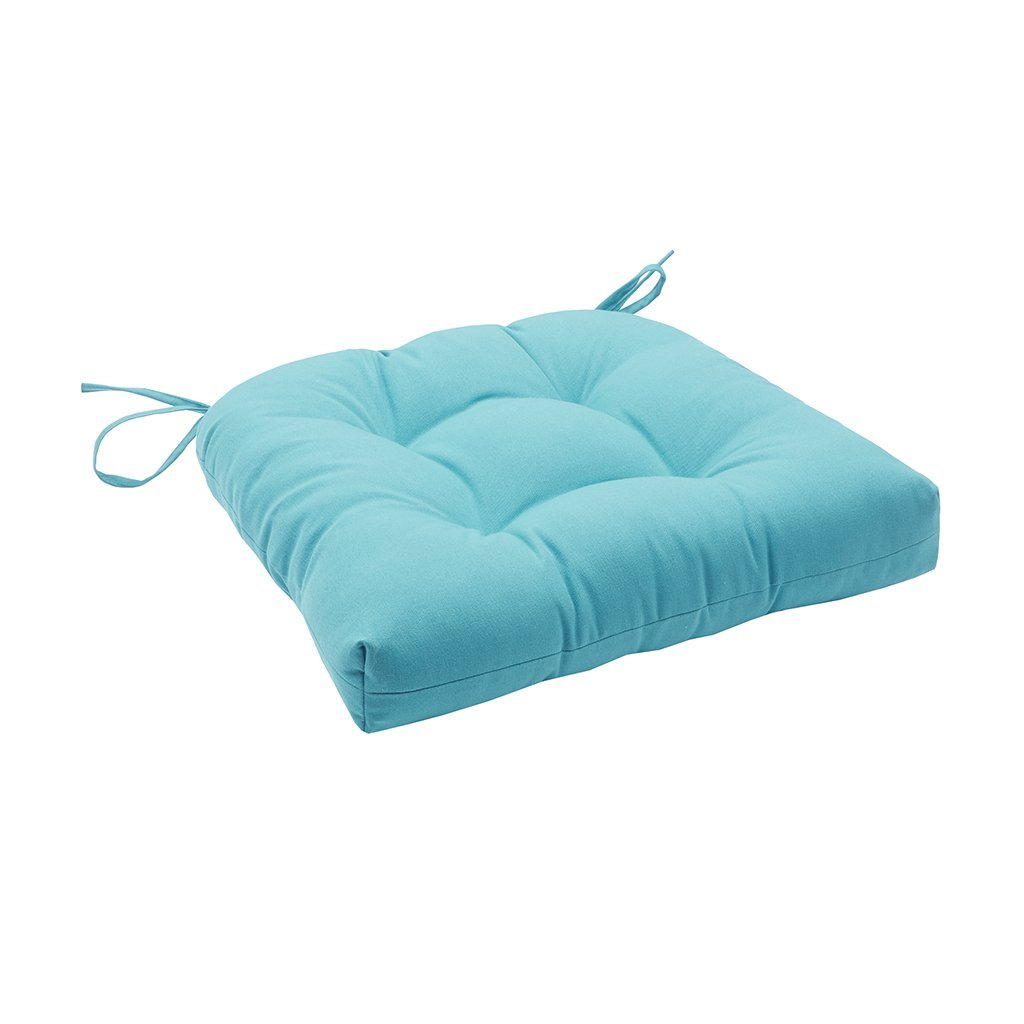 Mission 3M Scotchgard Outdoor Cushion Aqua, Type: Outdoor...