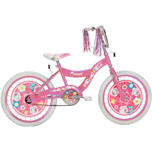 "20"" Micargi Dragon Girls' BMX Bike, Pink"