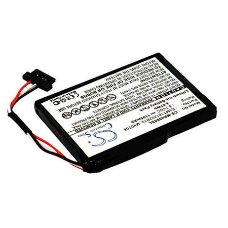 1100mAh Battery For Magellan Maestro 4000, Maestro 4010