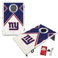 New York Giants 2' x 3' BAGGO Vintage Cornhole Board Set