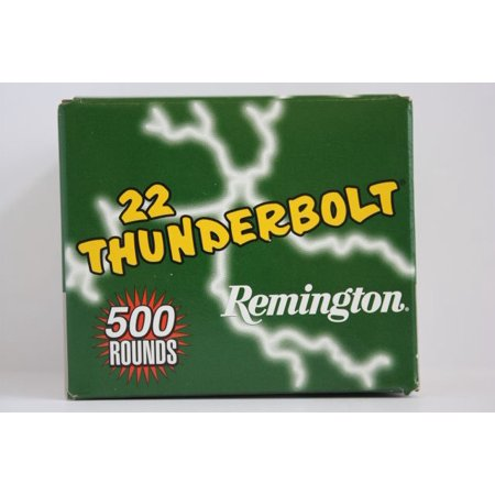 Remington RF 22 Thunderbolt 500 Rounds
