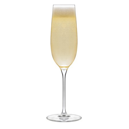 Libbey Signature Kentfield Champagne Flute Glasses, Set of 4](Flute Glass)
