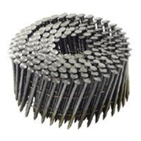 National Nail Pro-Fit 28 deg. .131 Ga. Smooth Shank Straight Coil Framing Nails 3 in. L x 0.1 i - Case Of: 1; Each Pack Qty: 2500; Total Items Qty: 2500