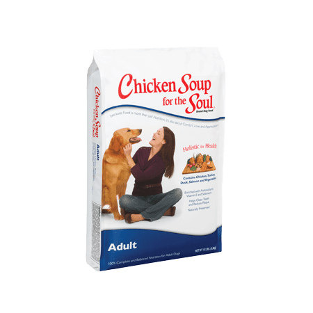 Chicken Soup for the Soul Adult Dry Dog Food 30lb