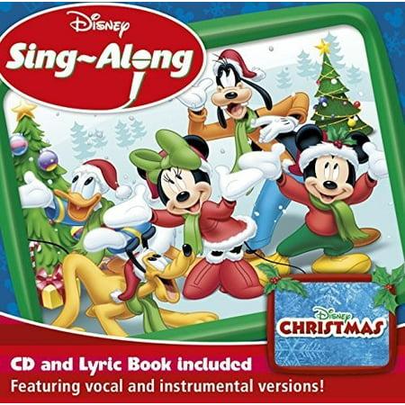 Disney Sing-Along: Disney Christmas / Various (CD) ()