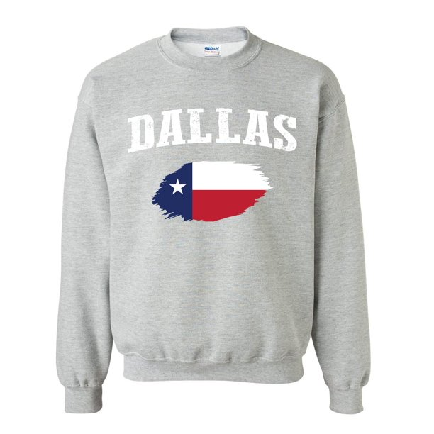 Dallas Texas Unisex Crewneck Sweater
